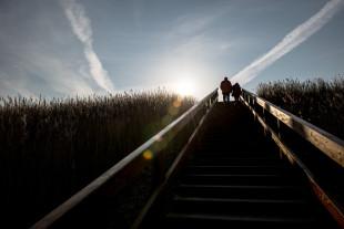 sankt-peter-ordingen-deich-treppe